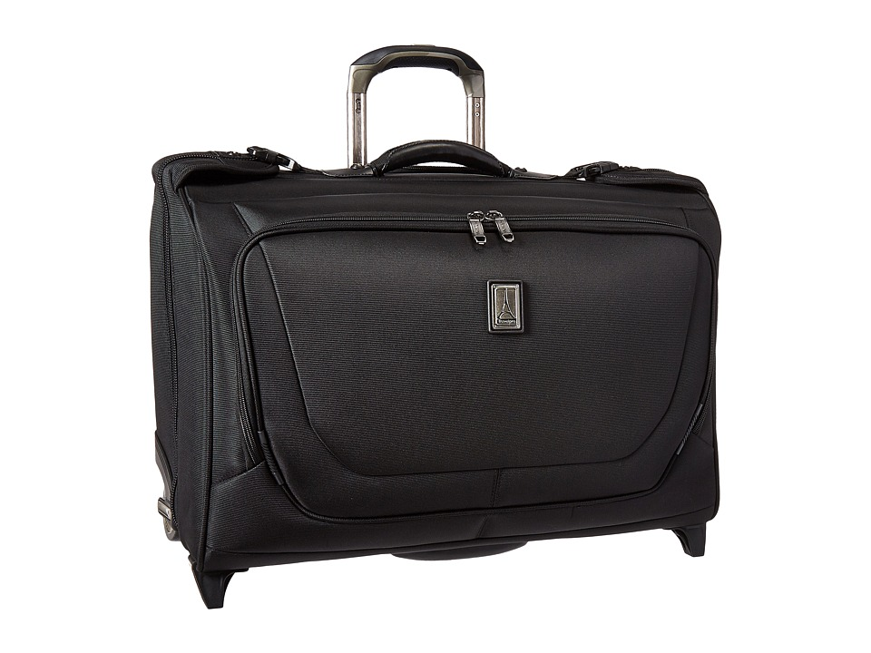 Travelpro - Crew 11 - Carry-On Rolling Garment Bag (Black) Carry on Luggage