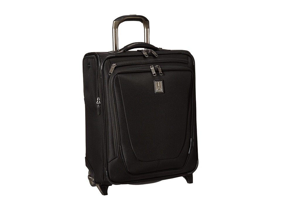 Travelpro - Crew 11 - International Carry-On Rollaboard (Black) Carry on Luggage