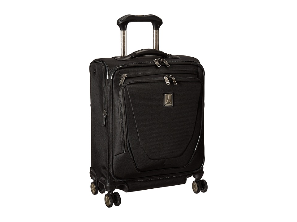Travelpro - Crew 11 - International Carry-On Spinner (Black) Carry on Luggage