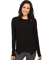 Yummie by Heather Thomson - Waffle Knit Long Sleeve Top