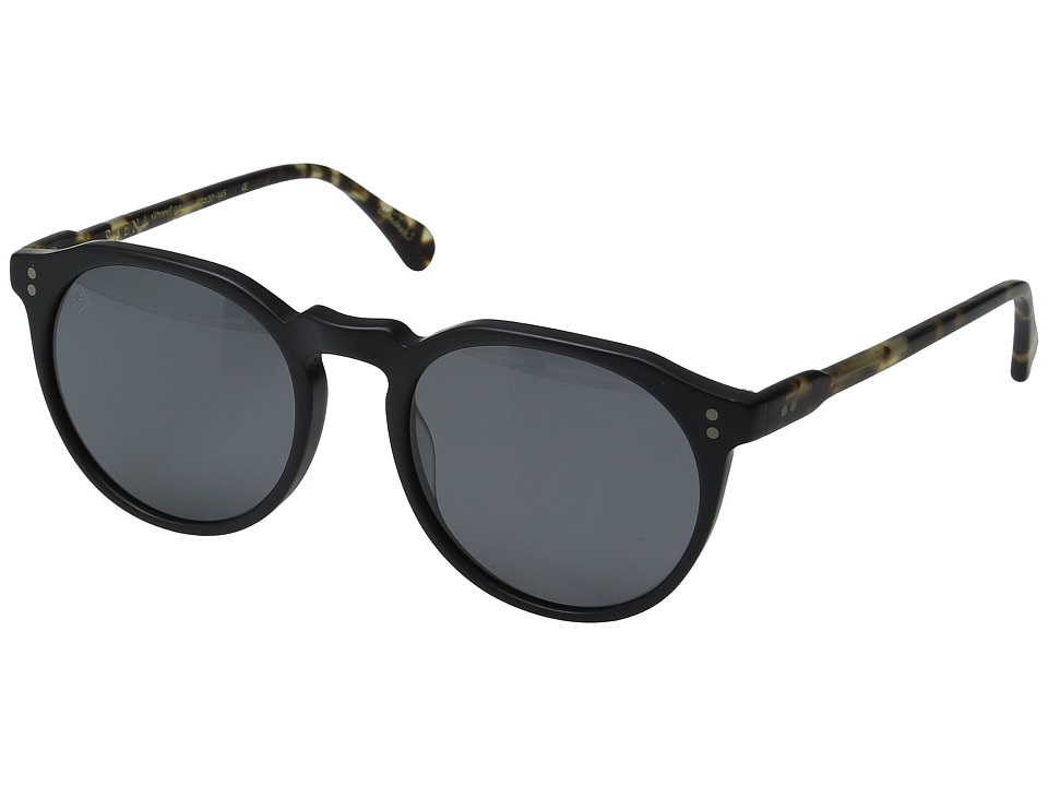 RAEN Optics - Remmy 52 (Matte Black/Matte Brindle) Fashio...