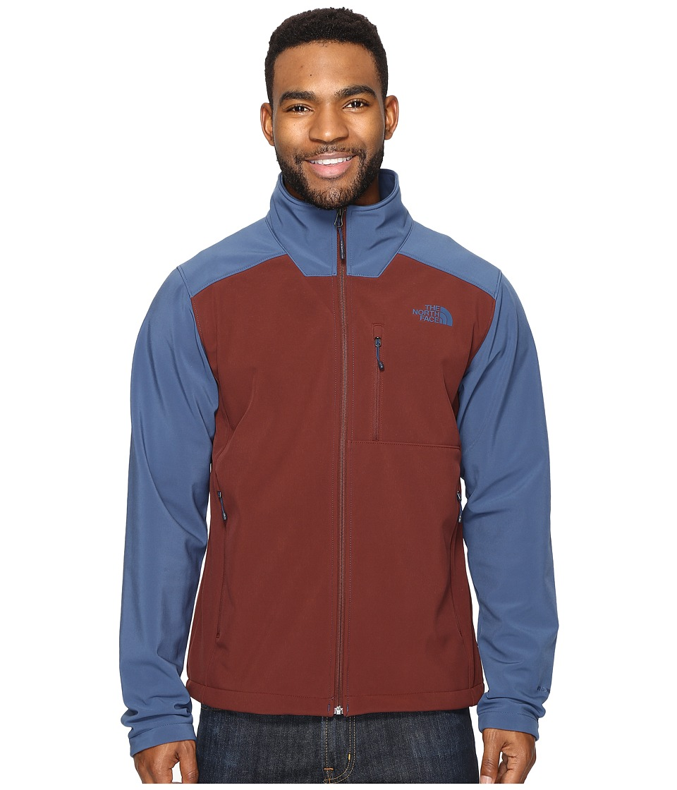 The North Face Apex Bionic 2 Jacket (Sequoia Red/Shady Blue (Prior Season)) Men
