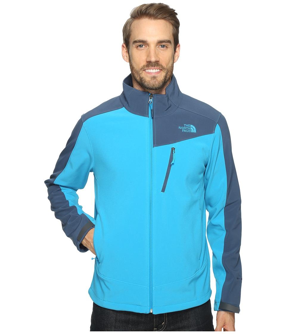 The North Face Apex Shellrock Jacket (Hyper Blue/Shady Blue) Men