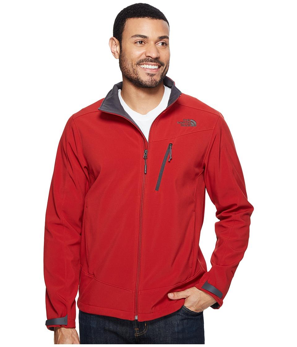 The North Face Apex Shellrock Jacket (Cardinal Red/Cardinal Red) Men