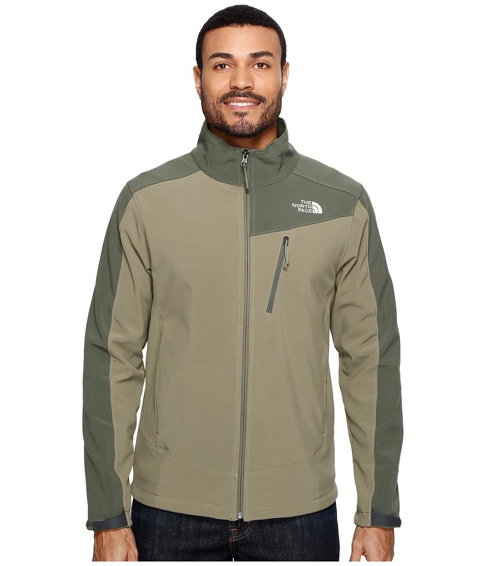 The North Face Apex Shellrock Jacket (Deep Lichen Green/Thyme) Men