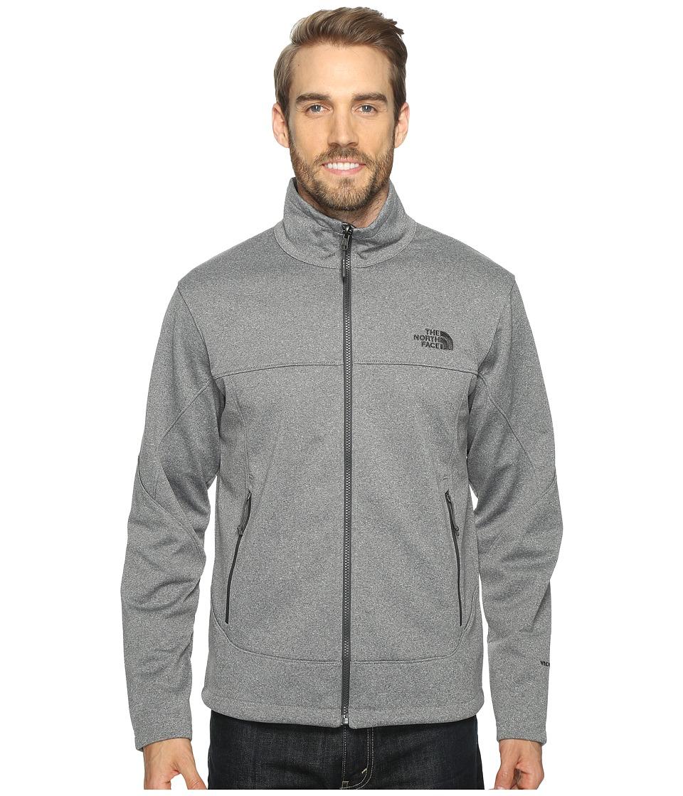 The North Face Canyonwall Jacket (TNF Medium Grey Heather/TNF Medium Grey Heather) Men