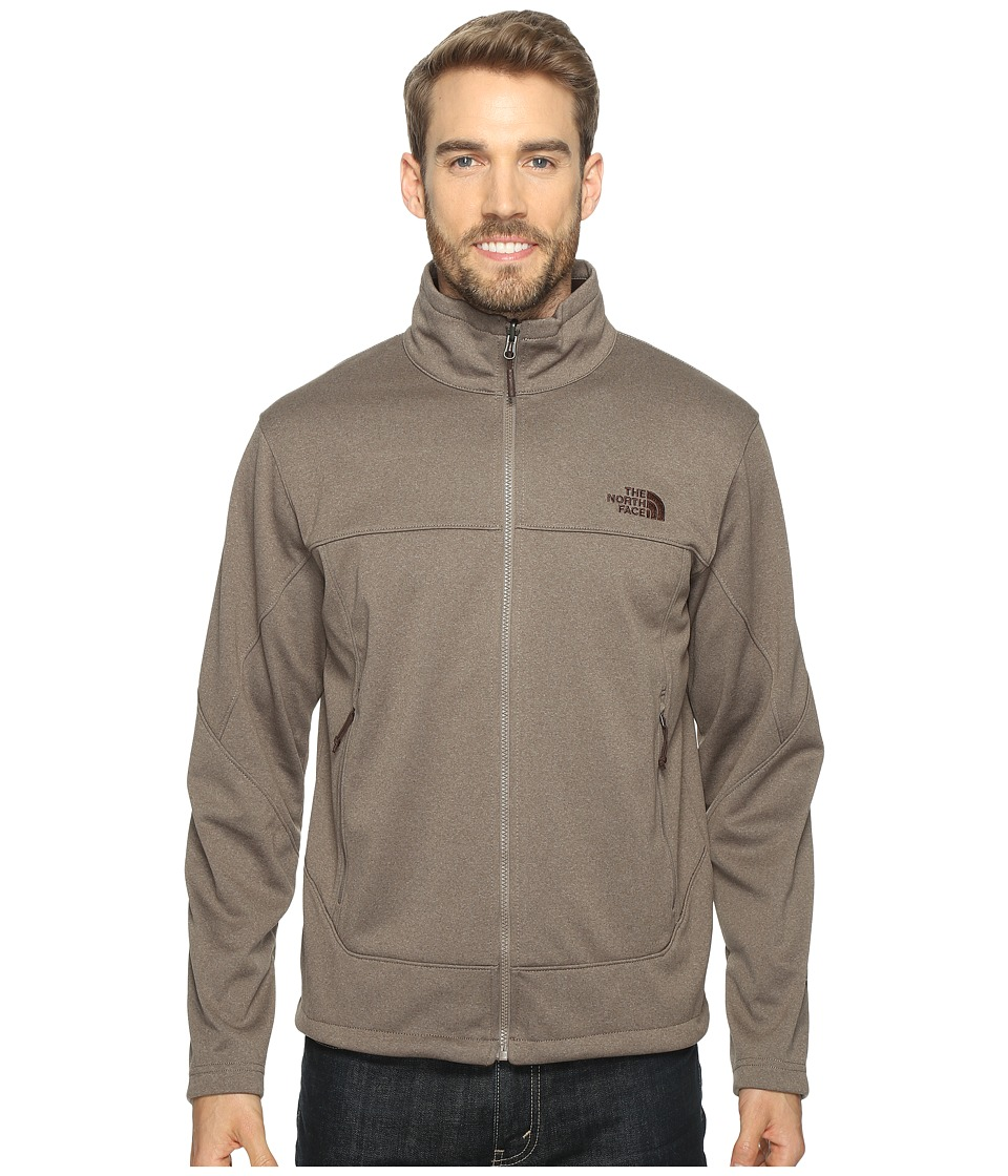 The North Face Canyonwall Jacket (Falcon Brown Heather/Falcon Brown Heather) Men