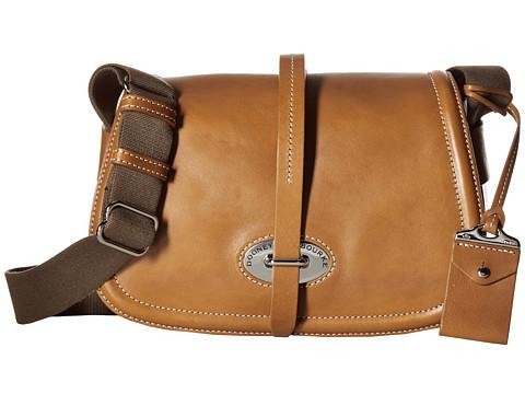 Dooney & Bourke Florentine Small Saddle Bag - Natural/Self Trim