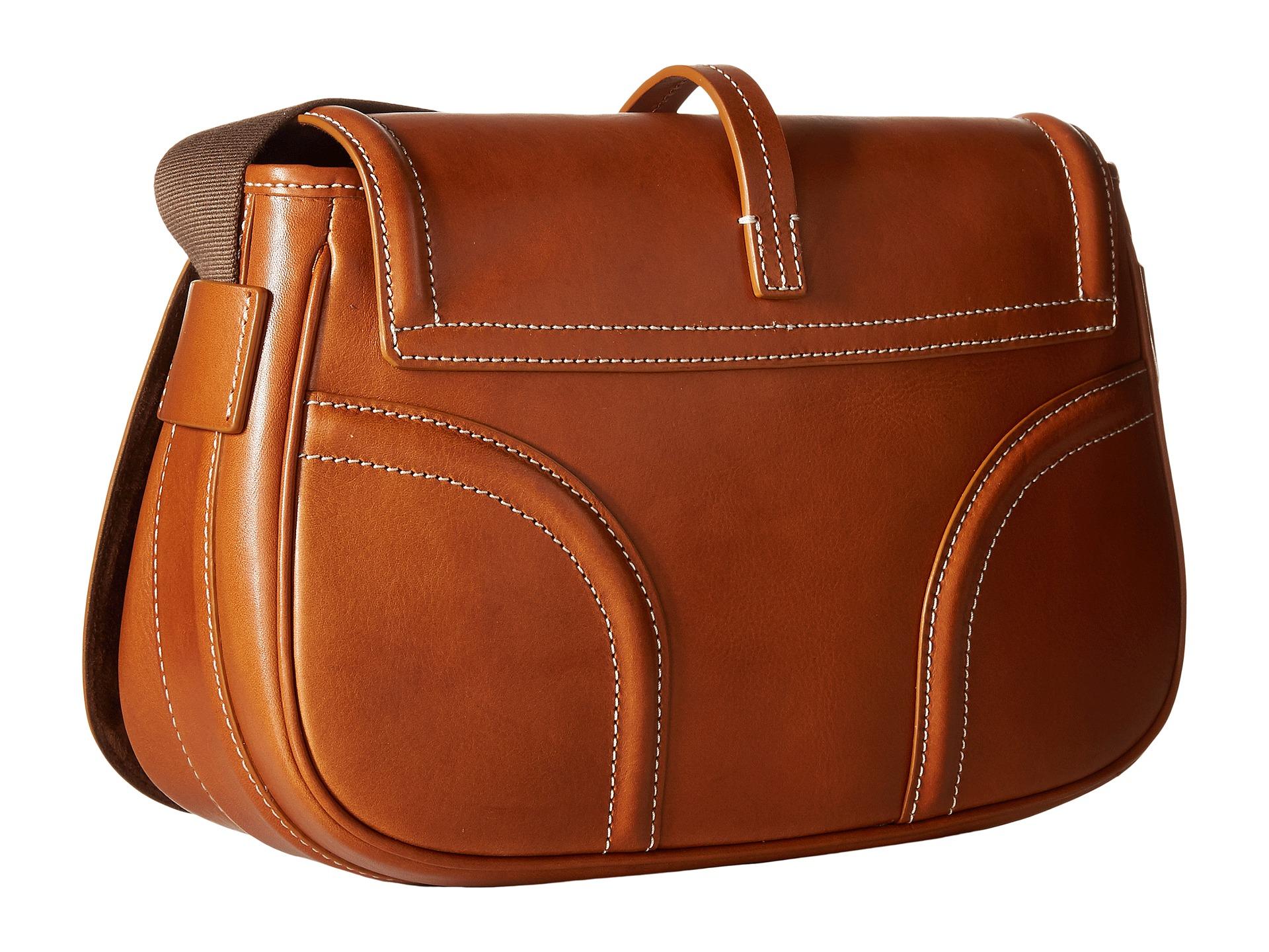 Dooney & Bourke Florentine Saddle Bag at Zappos.com