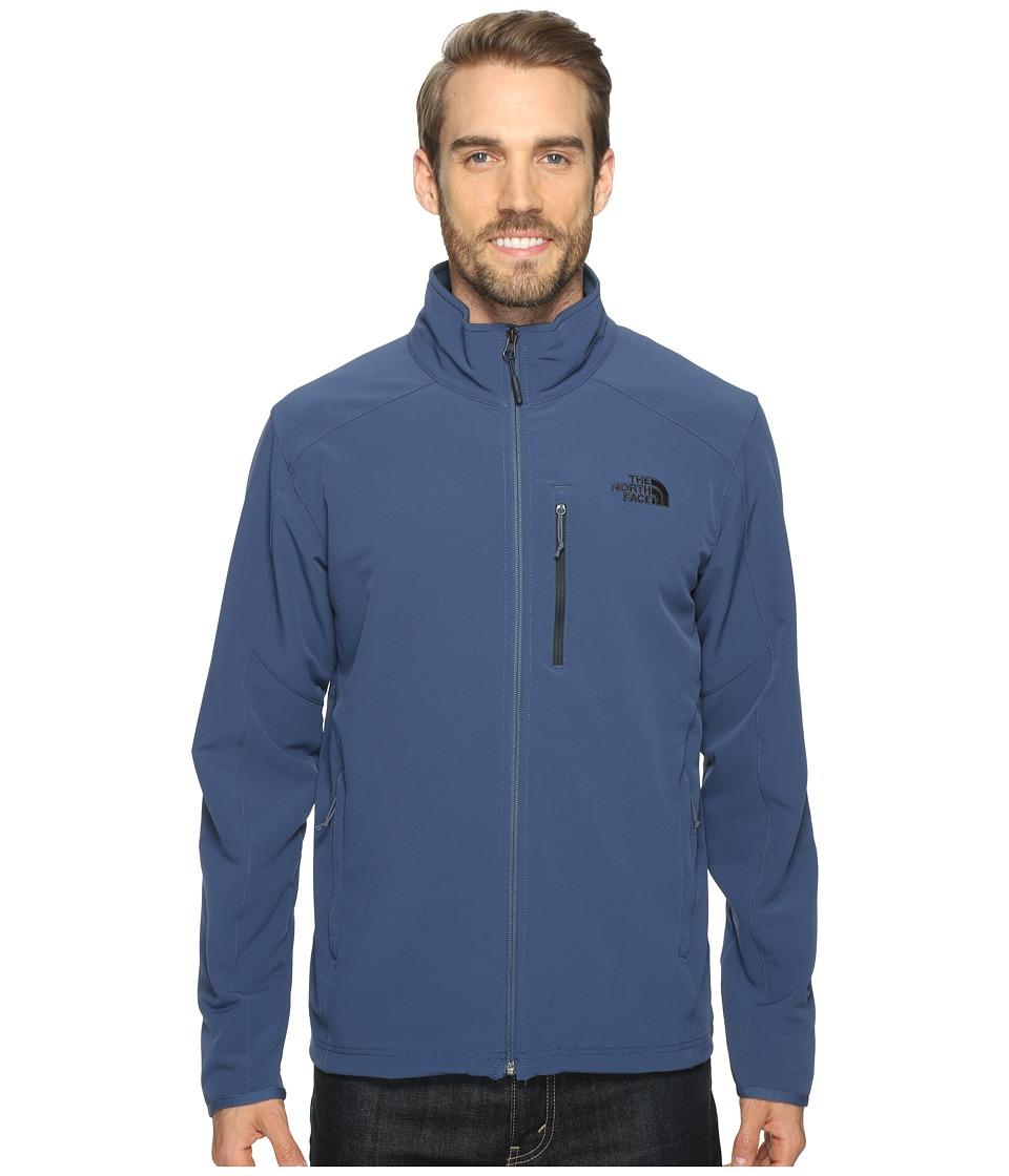 The North Face Apex Pneumatic Jacket (Shady Blue/Shady Blue) Men
