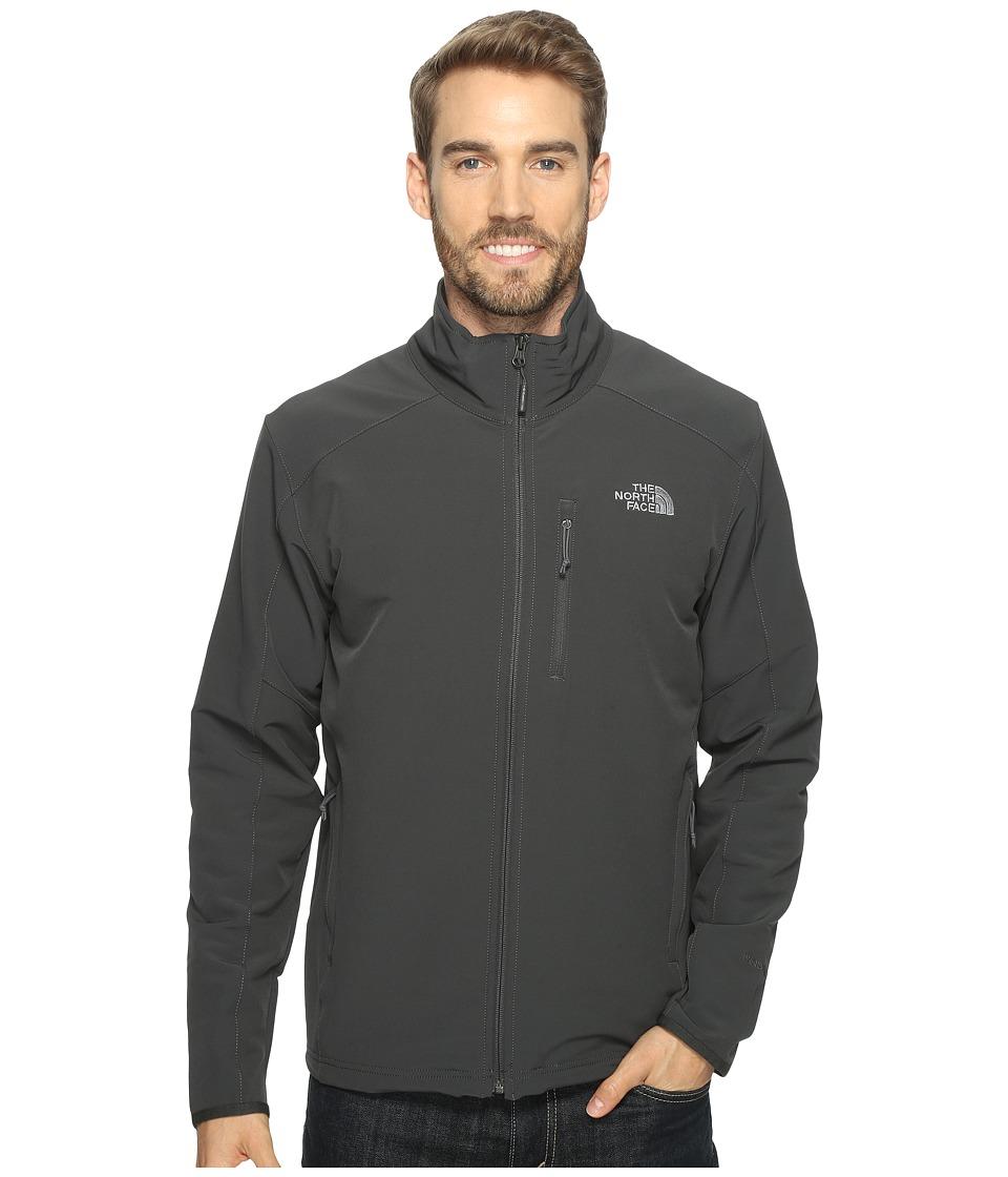 The North Face Apex Pneumatic Jacket (Asphalt Grey/Asphalt Grey) Men