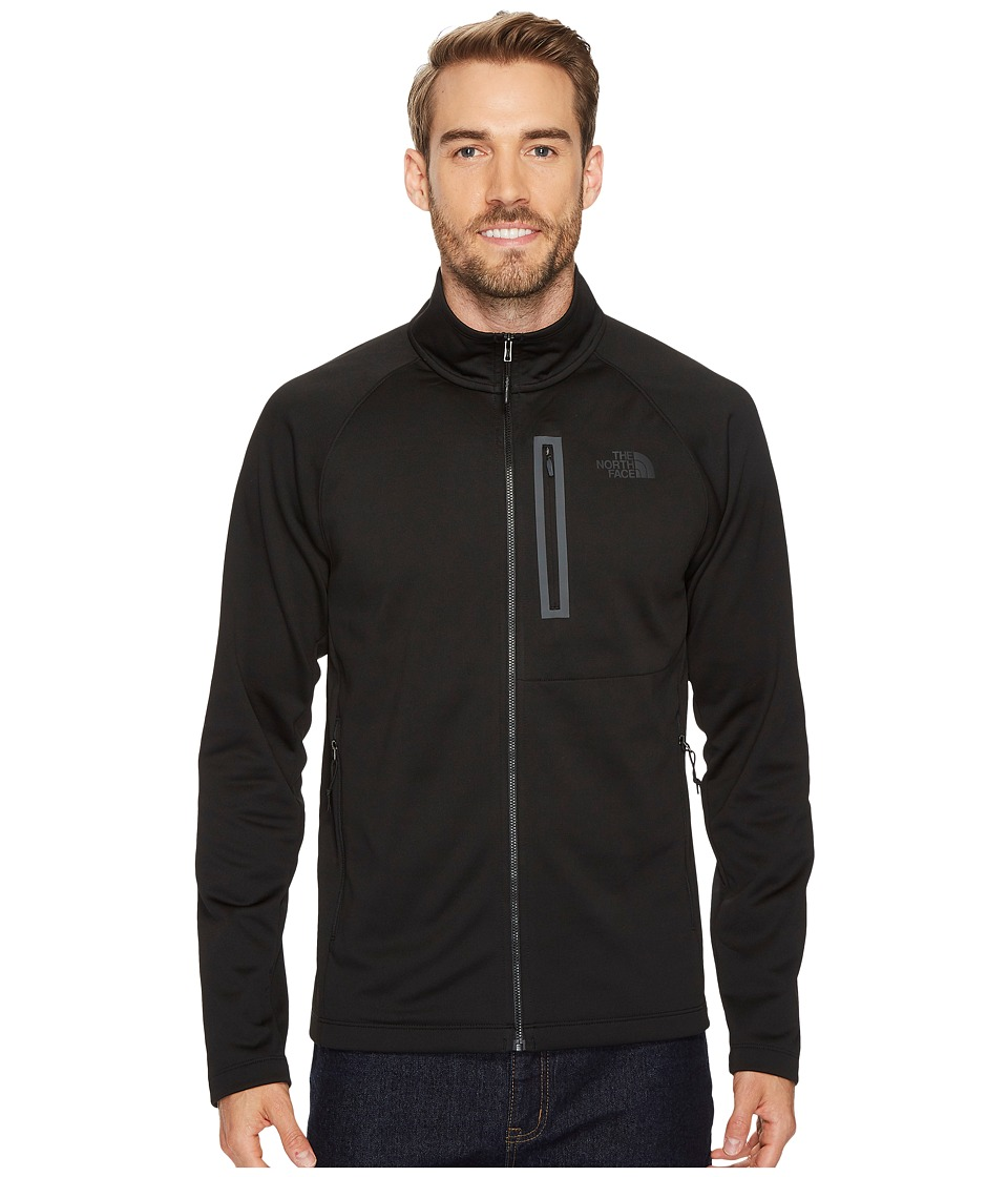 The North Face Canyonlands Full Zip (TNF Black) Men