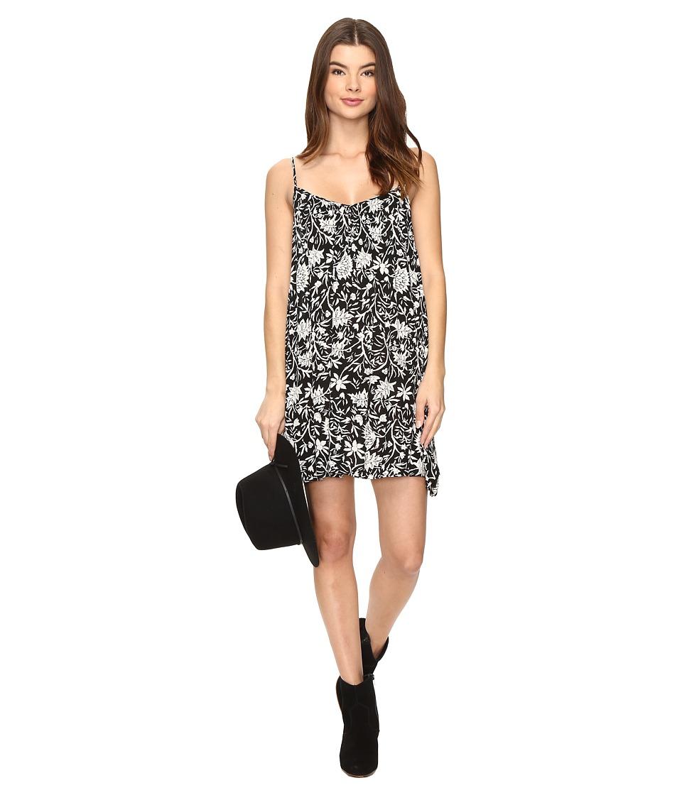 Volcom Roadtrip Mix Dress (Black) Women