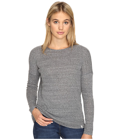 Volcom Lived In Go Pullover Crew - Heather Grey
