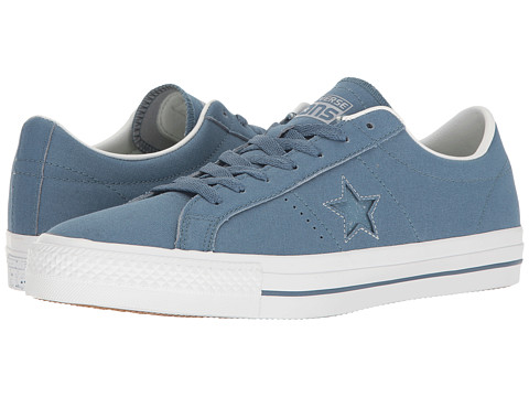 Converse Skate One Star Pro Ox Suede Backed Canvas