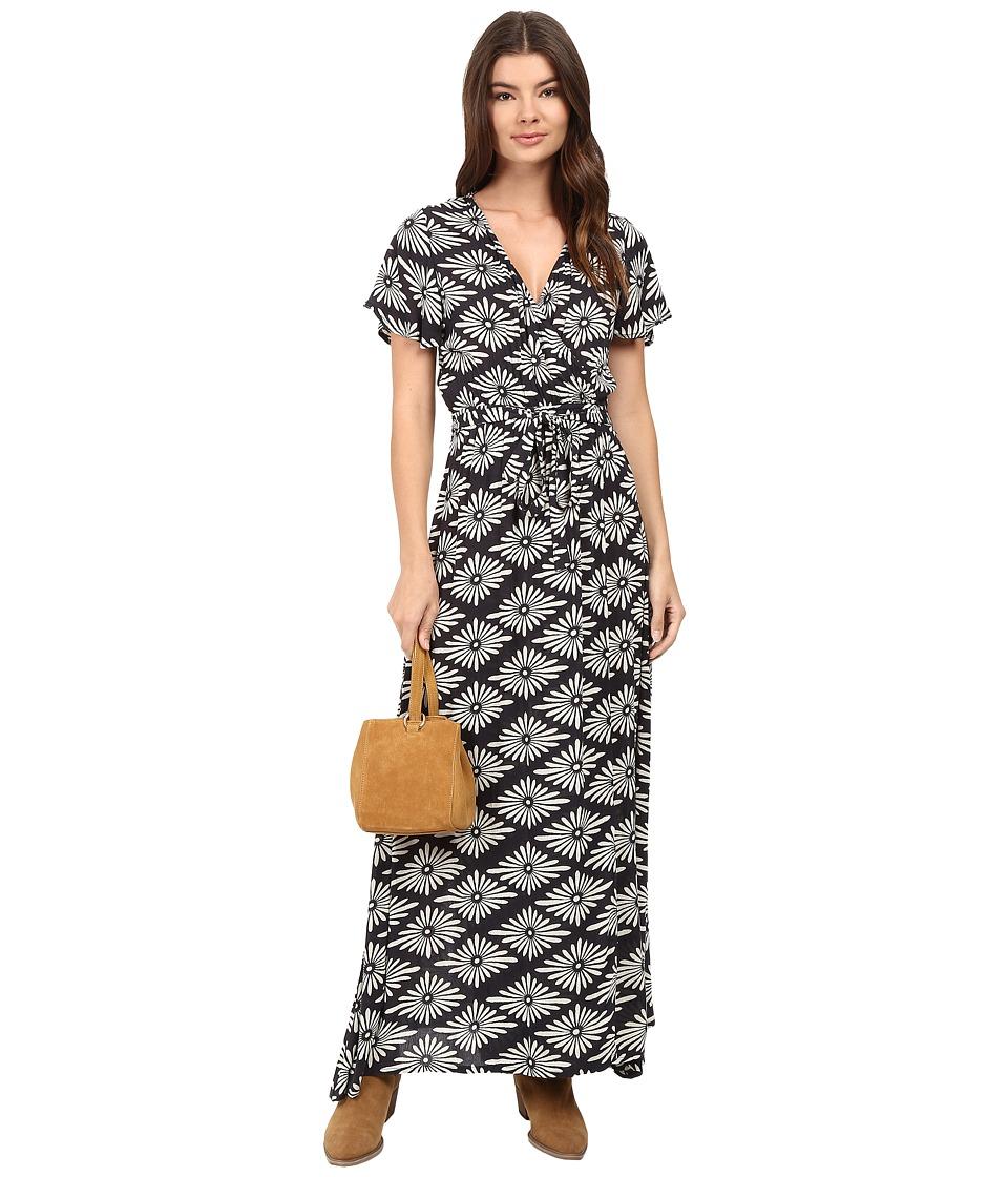 Volcom Rio Grand Dress (Dark Navy) Women