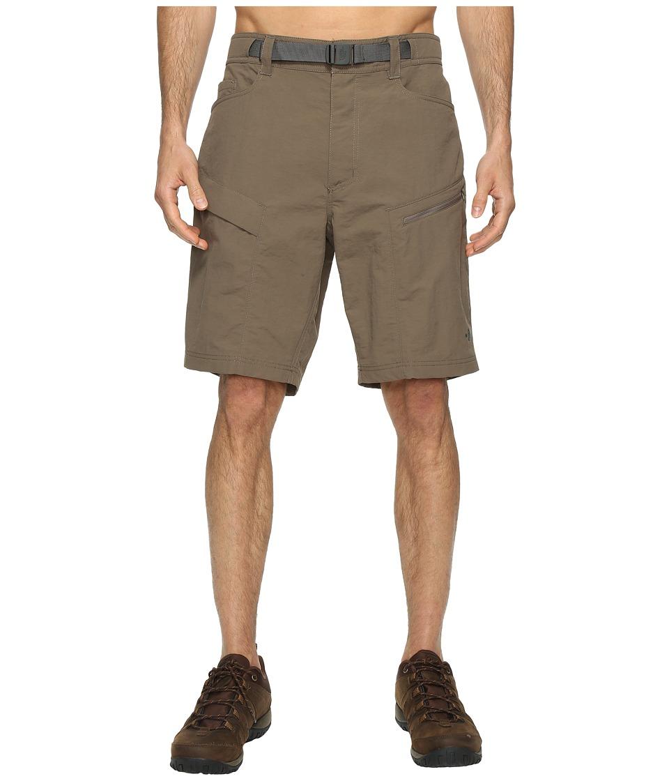 The North Face Paramount Trail Shorts (Weimaraner Brown) Men