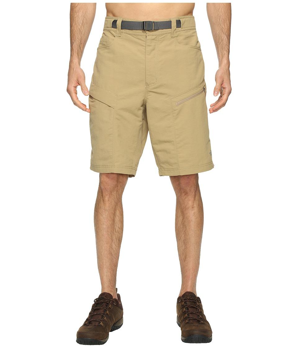 The North Face Paramount Trail Shorts (Kelp Tan) Men