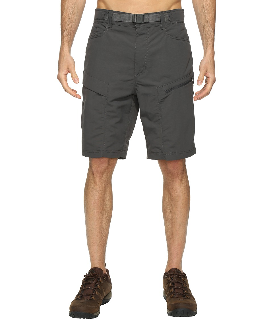 The North Face Paramount Trail Shorts (Asphalt Grey) Men