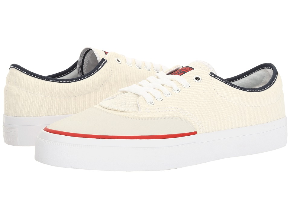 Converse Skate - Crimson Americana Ox (Buff/Obsidian/Casino) Mens Skate Shoes