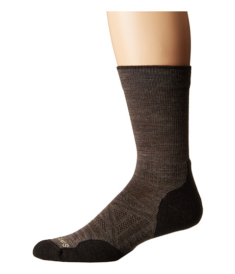 Smartwool PhD® Outdoor Light Crew - Taupe