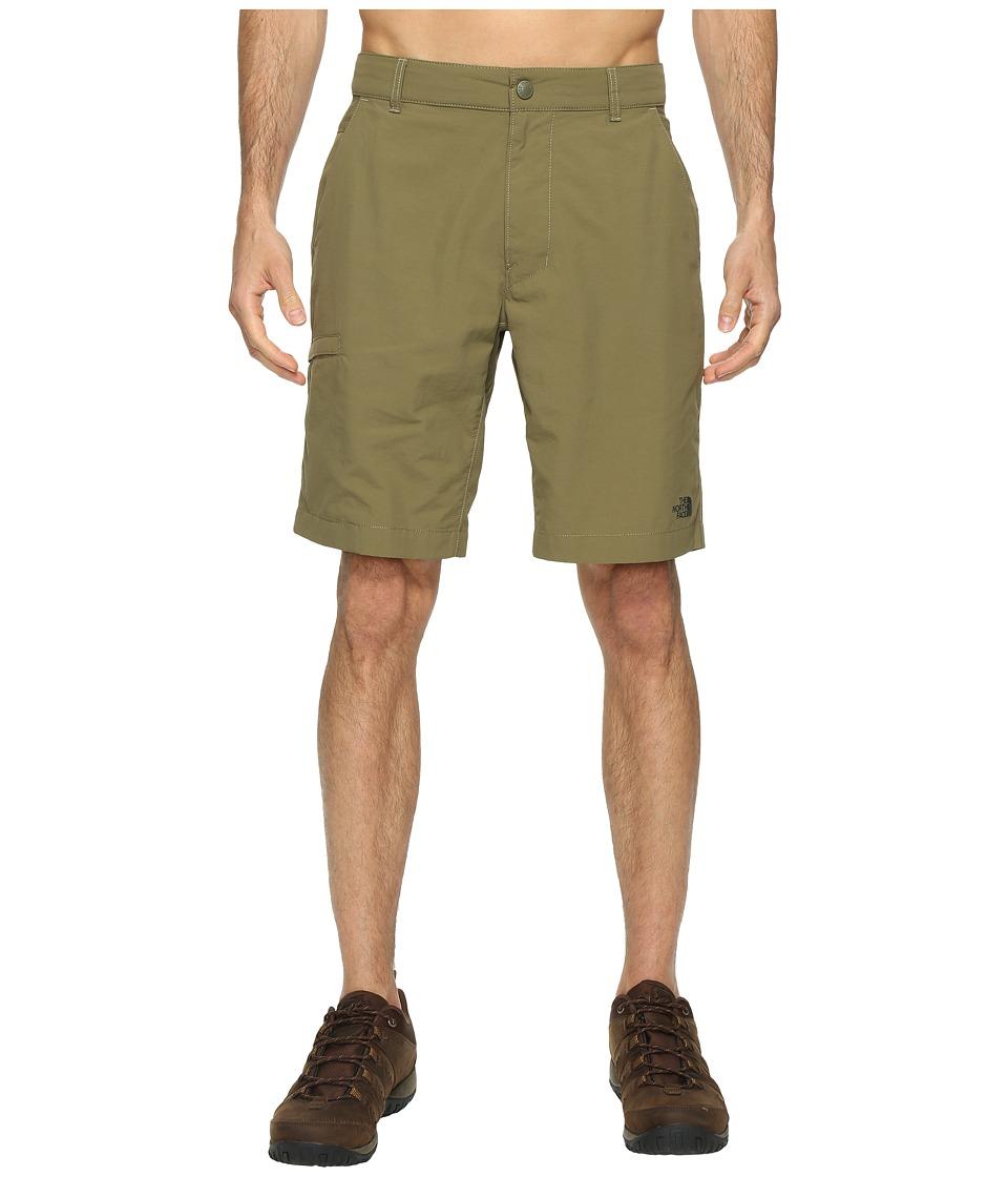 The North Face Horizon 2.0 Shorts (Burnt Olive Green) Men