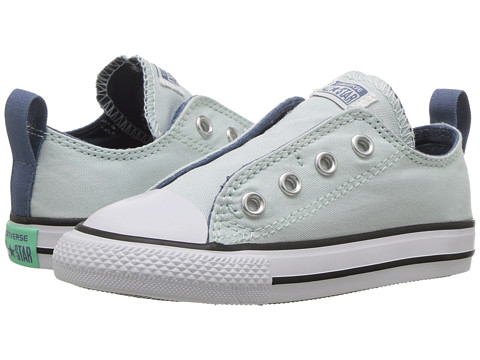 Converse Kids Chuck Taylor All Star Simple Slip Ox (Infant/Toddler)
