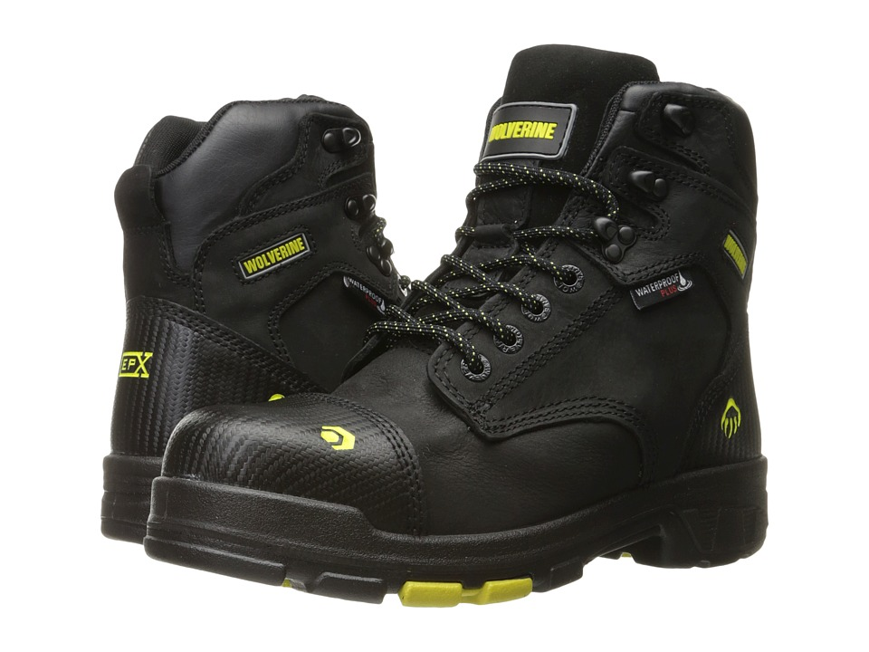 Wolverine Blade LX 6 Composite Toe (Black) Men
