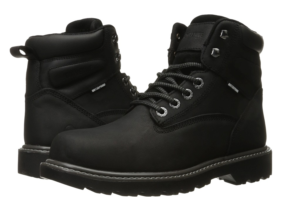 Wolverine Floorhand Steel Toe (Black) Men