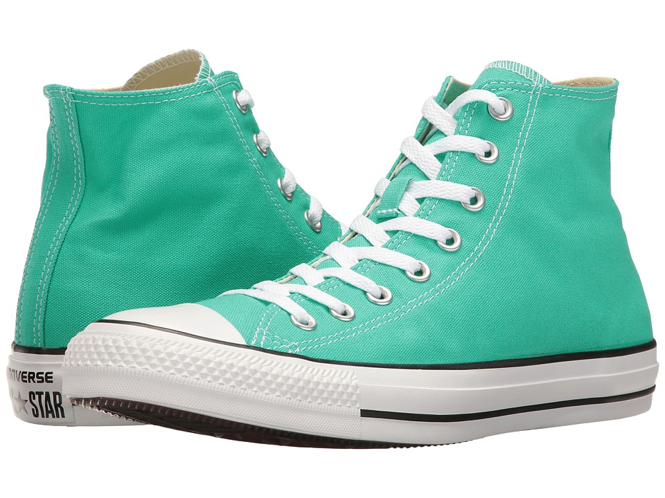 Converse Chuck Taylor All Star Seasonal Color Hi (Menta) Lace up casual Shoes