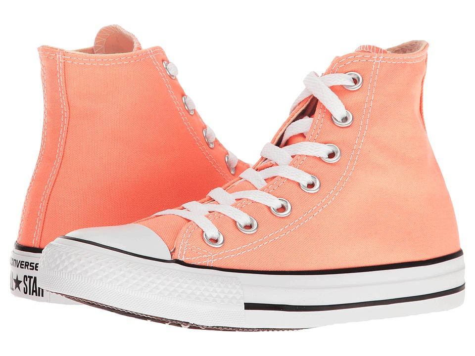 Converse Chuck Taylor All Star Seasonal Color Hi (Sunset Glow) Lace up casual Shoes