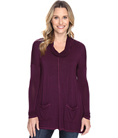 Mod-o-doc - Rayon Spandex Jersey Pullover Cowl Funnel Tunic