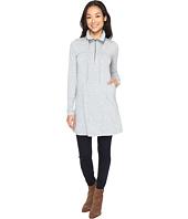 Mod-o-doc - Cotton Modal Spandex Jersey 1/4 Zip Tunic