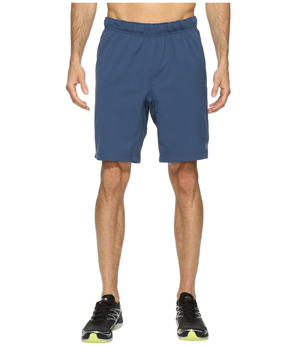The North Face Versitas Dual Shorts (Shady Blue/Blue Moon) Men