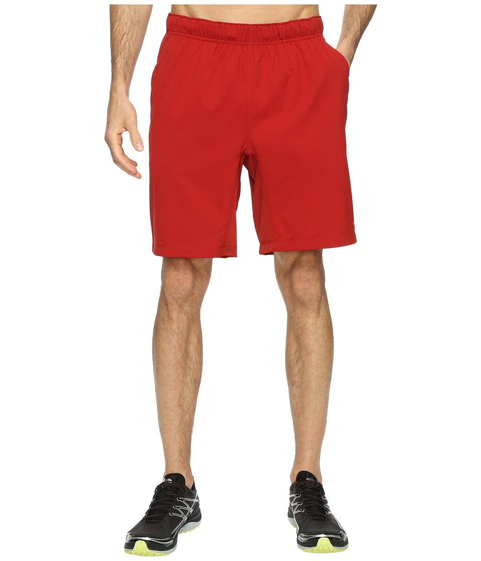 The North Face Versitas Dual Shorts (Cardinal Red) Men
