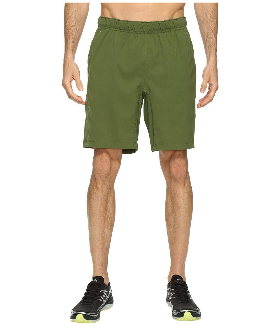 The North Face Versitas Dual Shorts (Scallion Green) Men