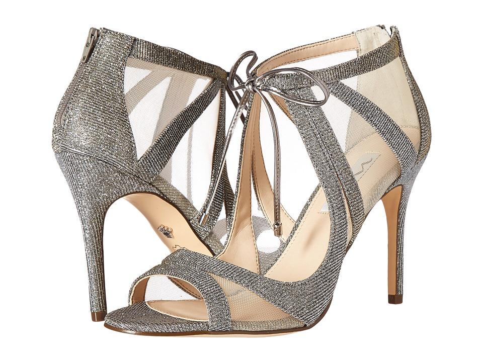 Nina Cherie (Steel/Champagne) High Heels