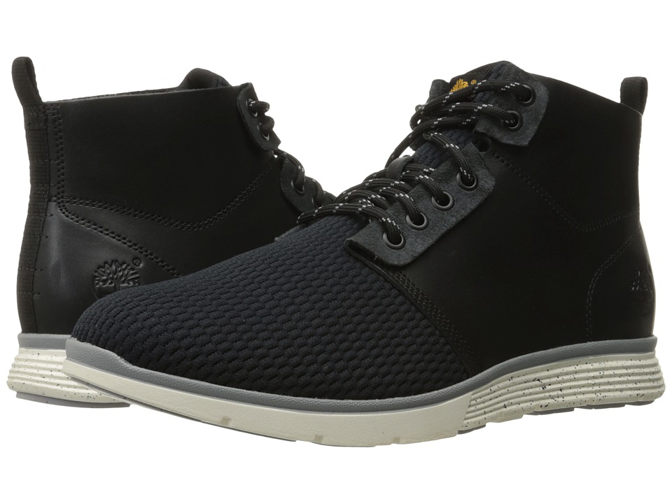 Timberland Killington Chukka (Black Full Grain) Men