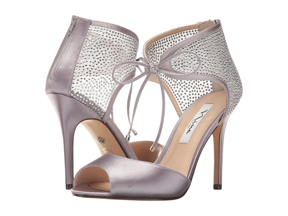 Nina - Madge (Royal Silver/Light Grey) Women