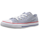 Converse Kids - Chuck Taylor All Star Ox (Little Kid/Big Kid)