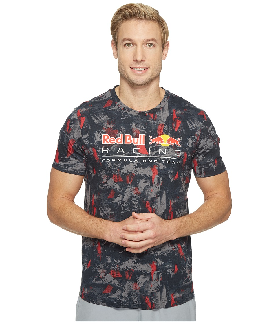 PUMA RBR All Over Tee (Total Eclipse) Men