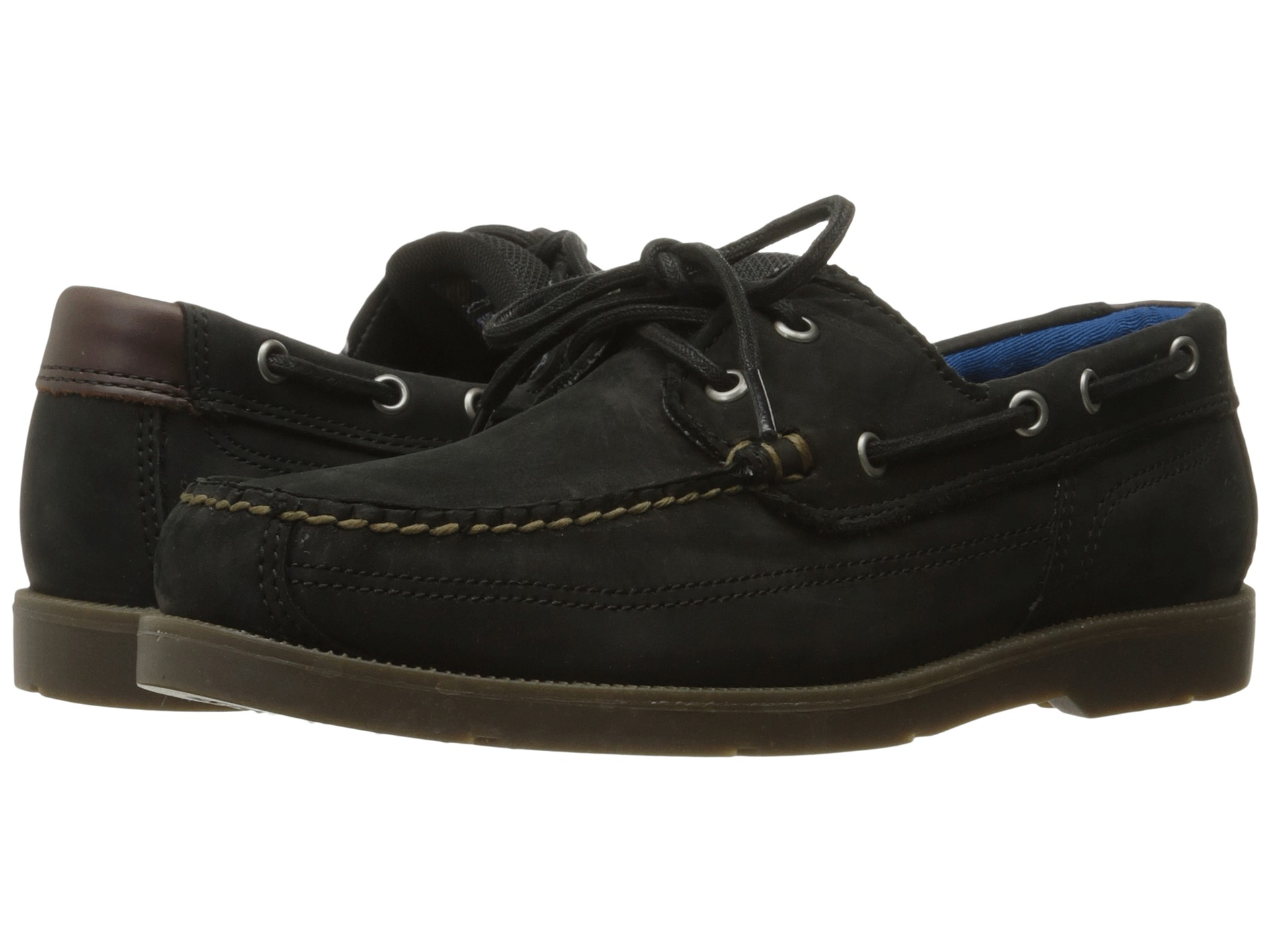 timberland wide fit boat shoes