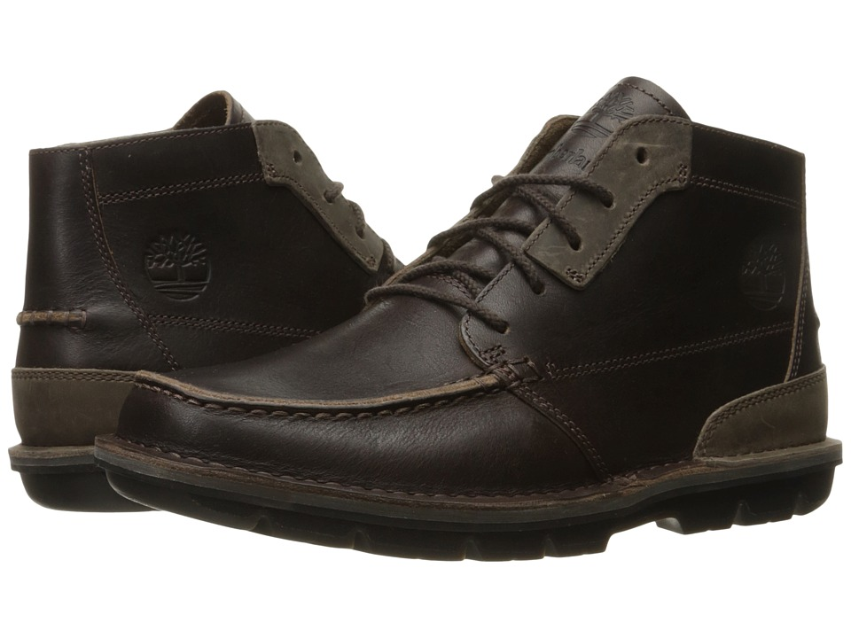 Timberland Coltin Mid (Dark Brown Full Grain) Men