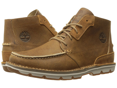 Timberland Coltin Mid - Light Brown Full Grain
