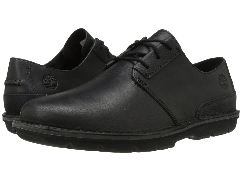 Timberland Coltin Low (Black Full Grain) Men