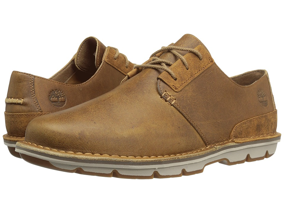 Timberland Coltin Low (Light Brown Full Grain) Men