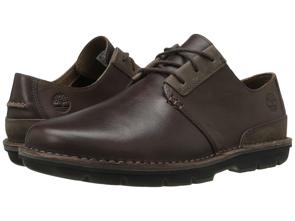 Timberland Coltin Low (Dark Brown Full Grain) Men
