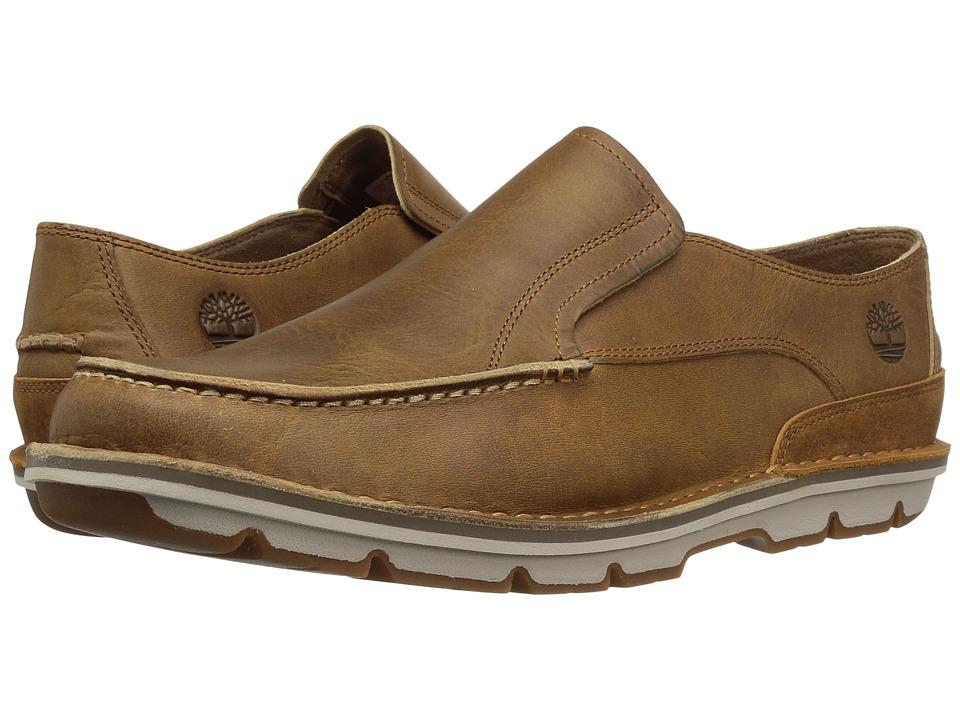 Timberland Coltin Slip-On (Light Brown Full Grain) Men