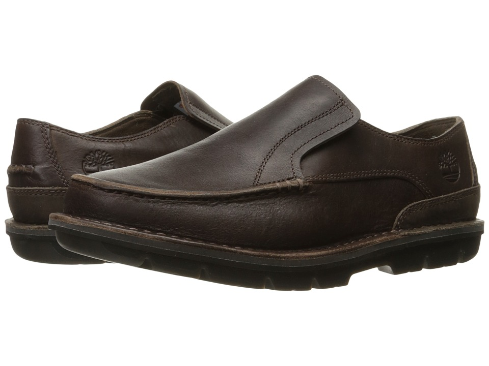 Timberland Coltin Slip-On (Dark Brown Full Grain) Men