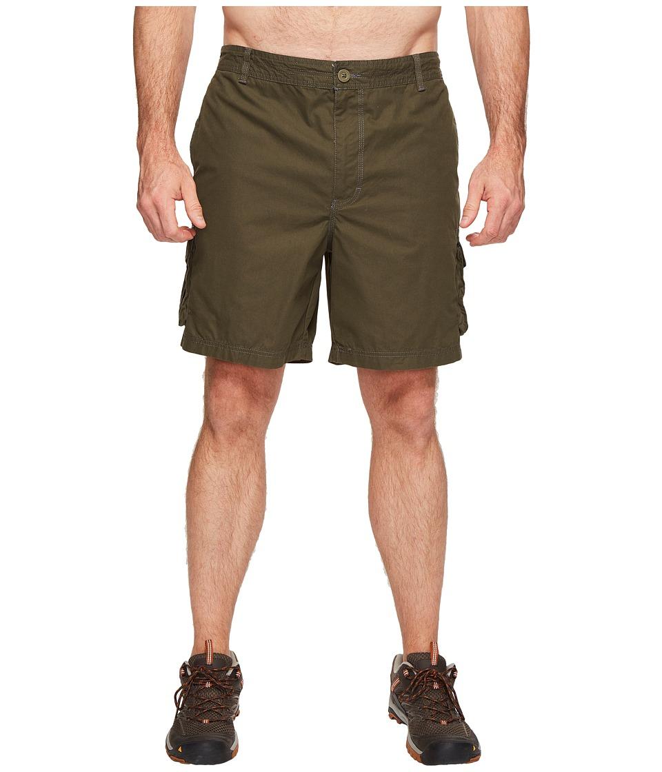 Columbia Big Tall Chatfield Range Shorts (Peatmoss) Men